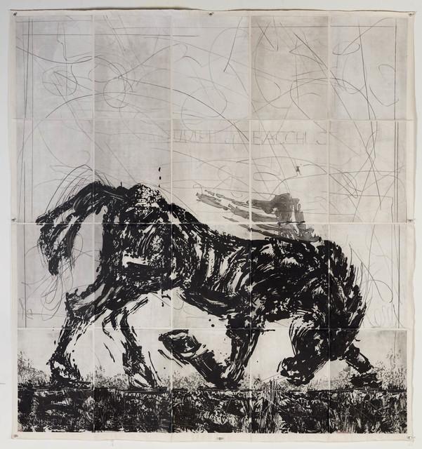 , 'Triumph of Bacchus,' 2016, Marian Goodman Gallery