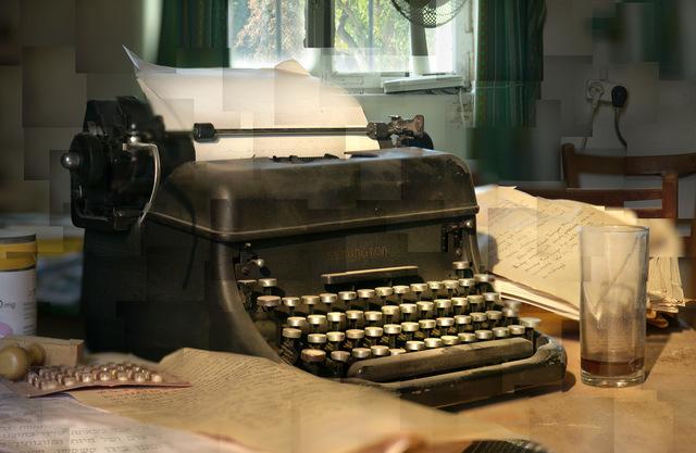 , 'Typewriter in Doctor's Room,' 2004, Zemack Contemporary Art