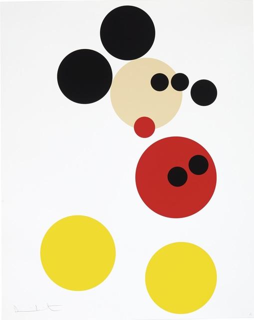 Damien Hirst, 'Mickey ', 2014, Maddox Gallery
