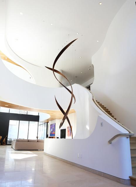 Michael Szabo, 'Passage', 2018, Sculpture, Bronze, Okay Spark