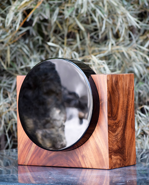 , 'Smoking Mirror (table) 3,' 2015, ADN Galería