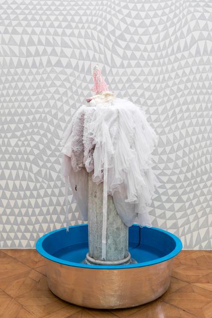 , 'Water fountain,' 2016, Galerie Krinzinger