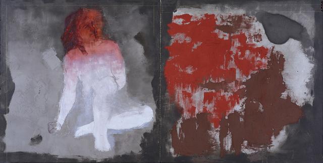 , 'Colour of the dream,' 2017, Sanat Initiative