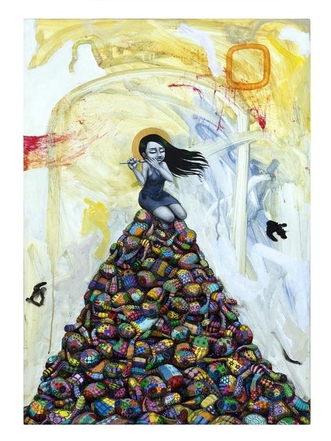 , 'Quando tudo está perdido,' , Galeria Movimento