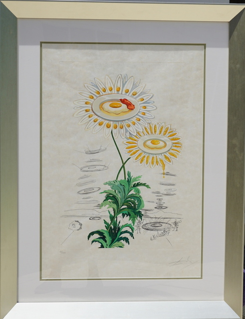 Salvador Dalí, 'Flora Dalinae Chrysanthemum', 1968, Fine Art Acquisitions