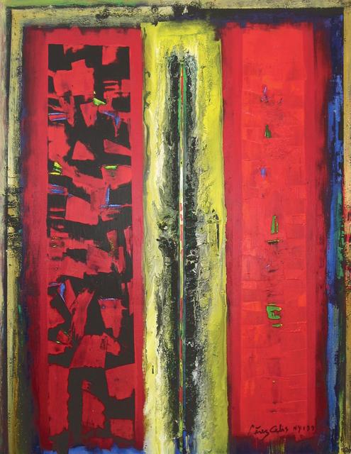 , 'Memoria Volcanica,' 1990, Anita Shapolsky Gallery