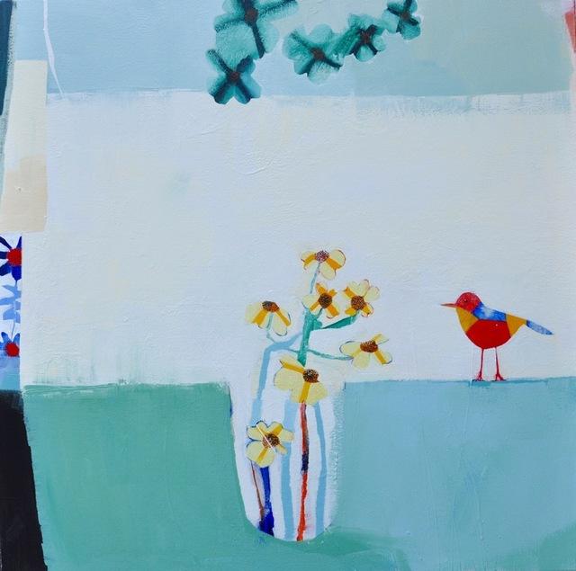 , 'Finch,' 2018, M.A. Doran Gallery