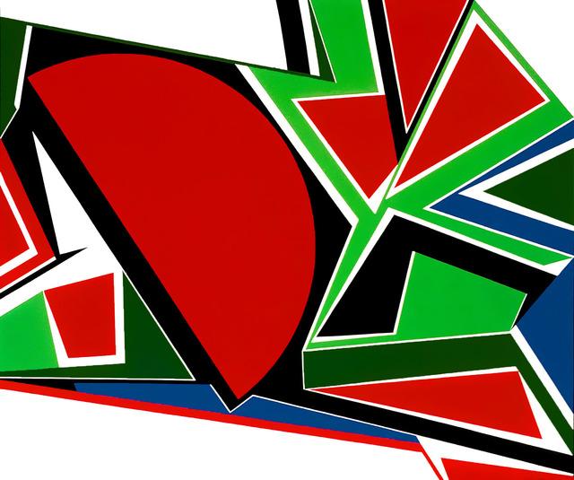, 'L'irradiation du jour,' 1993, Galerie D'Este