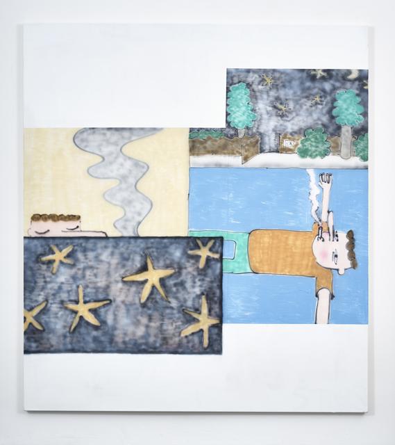 , 'Puff Park,' 2017, UNION Gallery
