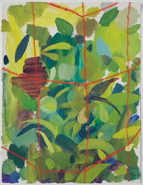 , 'Tomato Plant,' 2016, Stuart & Co. Gallery
