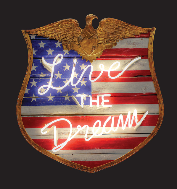 , 'Live The Dream,' 2014, Long-Sharp Gallery
