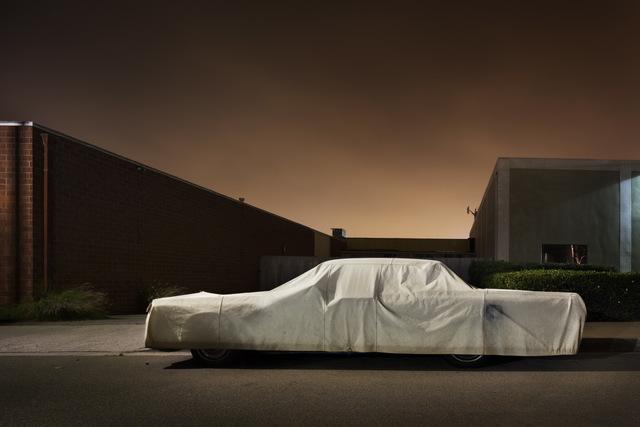 , 'Sleeping Car, Beatrice Street,' 2012, Fahey/Klein Gallery