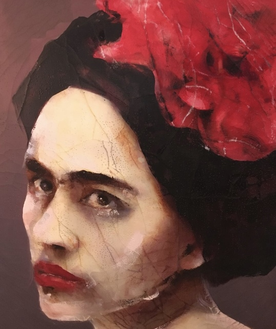, 'Frida Kahlo,' 2004, Rademakers Gallery