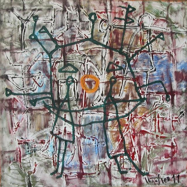 , 'Folk Song ,' 2011, Galerie Dumonteil