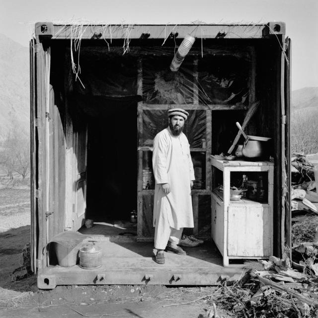 , 'Gas Station Attendant, Samangan Province, Afghanistan,' 2002, Galerie Julian Sander