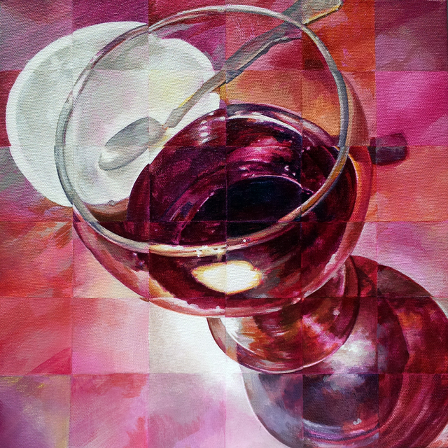 , 'Wineglass,' 2015, Ro2 Art