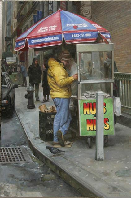 Max Ginsburg, 'Nuts', 2006, Cavalier Ebanks Galleries