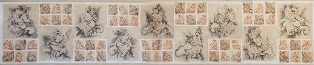 , 'Myanmar Ladies 2,' 2005, THEO Art Projects
