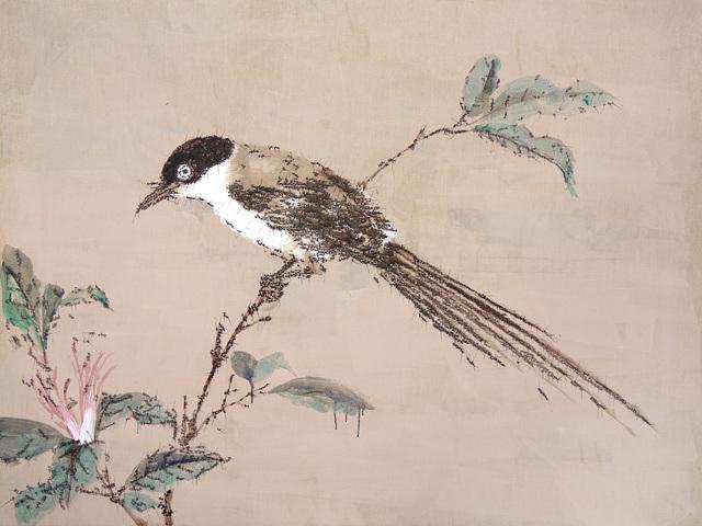 , 'Draw a Bird,' 2015, Longmen Art Projects
