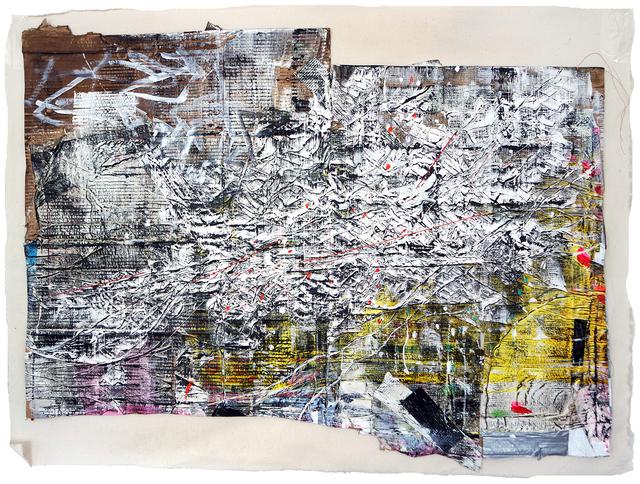 , 'Cut up No. 7,' 2014-2015, ANNO DOMINI