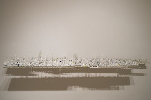 , 'Bonsai City,' 2014, McClain Gallery