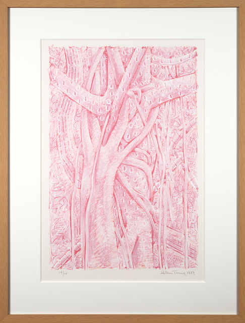 , 'Untitled (Pink Tree),' 1983, Axiom Fine Art