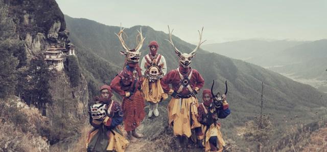 , 'XXIX 3, Tiger's Nest, Upper Paro Valley, Bhutan ,' 2016, Bryce Wolkowitz Gallery