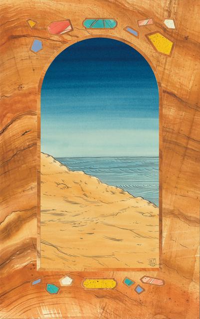 Nina Torr, 'Placeholder #1: Waiting', 2019, David Krut Projects