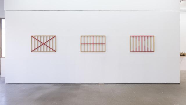 , 'Vevés,' 2017, Ana Mas Projects
