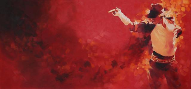, 'Michael Jackson,' 2015, Best Art Gallery