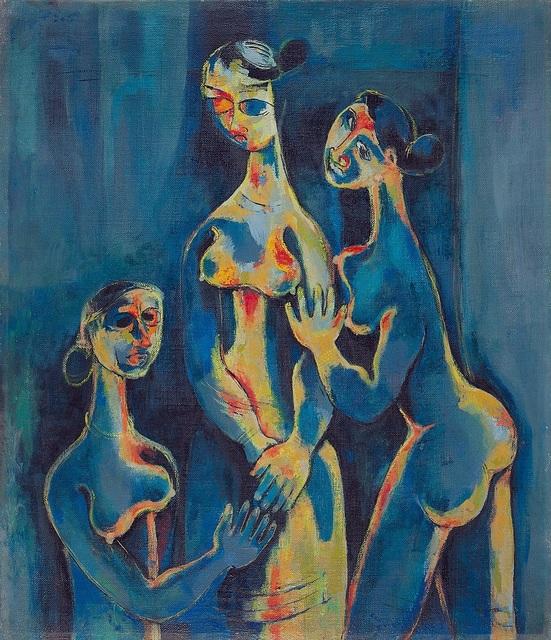 , 'Gossip,' 1965, Dag Modern