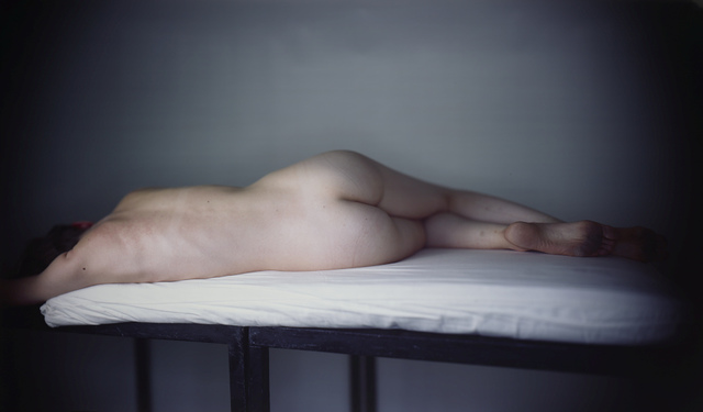 , 'Phie Nude Back,' 2011, Pace/MacGill Gallery