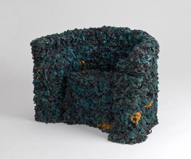 , 'Seaweed chair,' 1991, San Francisco Museum of Modern Art (SFMOMA)