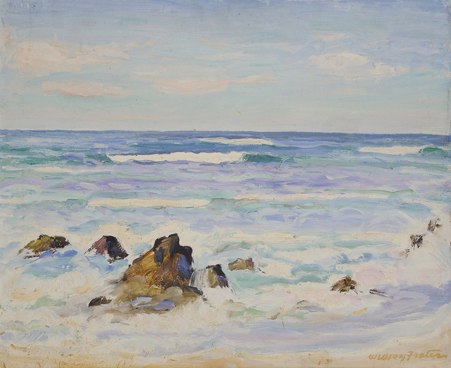 , 'The Sea at Lorne,' ca. 1955, Charles Nodrum Gallery