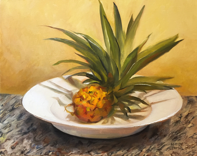 , 'Pining for Pineapple,' 2017, Gallery 1261