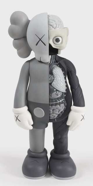 KAWS, 'Dissected Companion (Grey)', 2016, MSP Modern