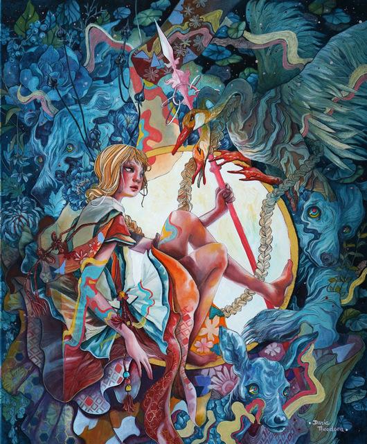 , 'Artemis :: Rebirth,' 2018, Haven Gallery