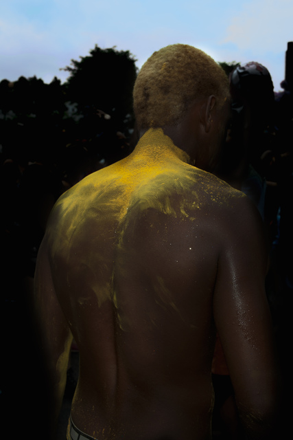 , 'Almost Black, Rio de Janeiro,' 2016, Ostlicht. Gallery for Photography