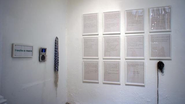 , 'Instrucciones para bordar en telar de cintura,' 2011, Instituto de Visión