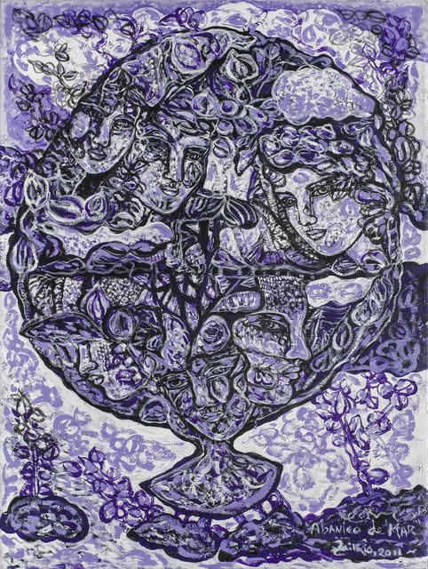 , 'Abanico de mar | Meeresfächer | Sea Fan ,' 2011, ArteMorfosis - Galería de Arte Cubano