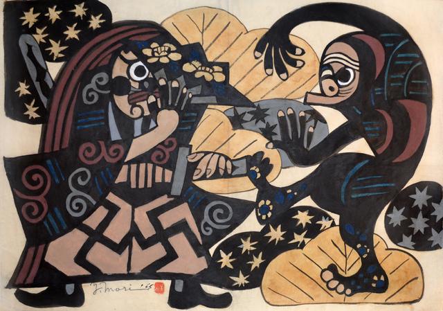 , 'Kagura,' 1965, Ronin Gallery