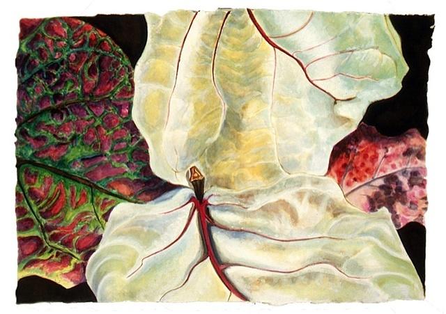 , 'Leaves #20,' 2004, Garvey | Simon