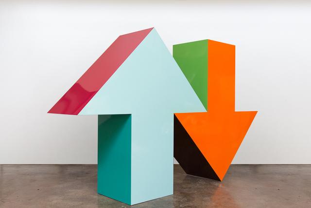 Tony Tasset, 'Arrow Sculpture', 2015, Kavi Gupta