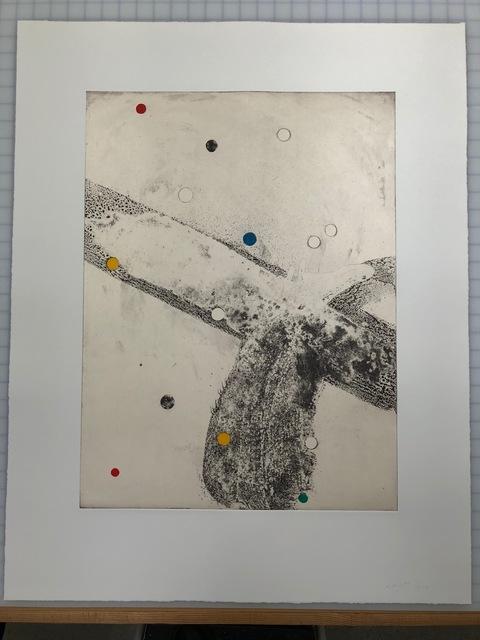 Ed Moses, 'Untitled', 1997, The Lapis Press