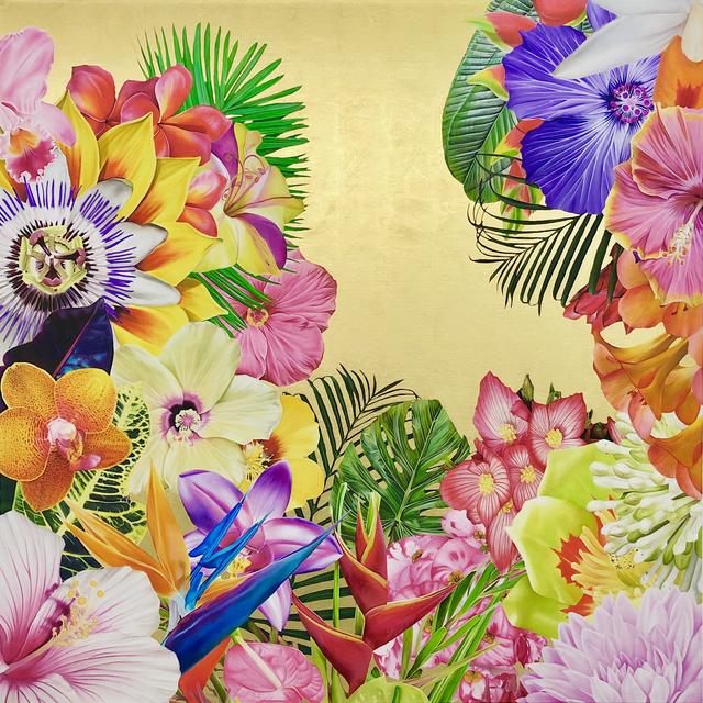 Carlos Rolón, 'Untitled (Tropical Study) Irina', 2019, Hexton Gallery