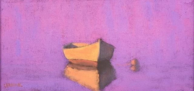 , 'Sunset Pamet Harbor,' 2010-2017, Eisenhauer Gallery