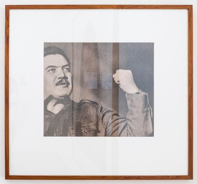 , 'Zeitungsfoto 141,' 1990, Mai 36 Galerie