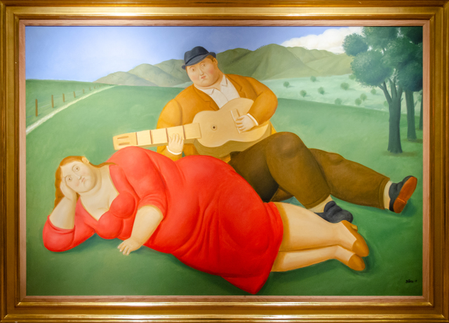 , 'Concierto Campestre,' 2017, David Benrimon Fine Art