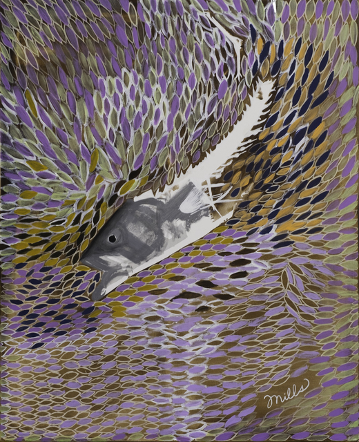 , 'Fish Out of Order,' , Galleri Duerr