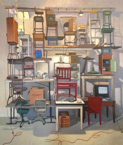 , 'Committee,' 2014, Eckert Fine Art